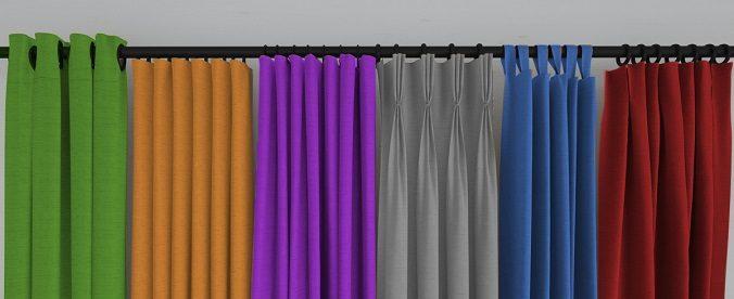 olika gardiner