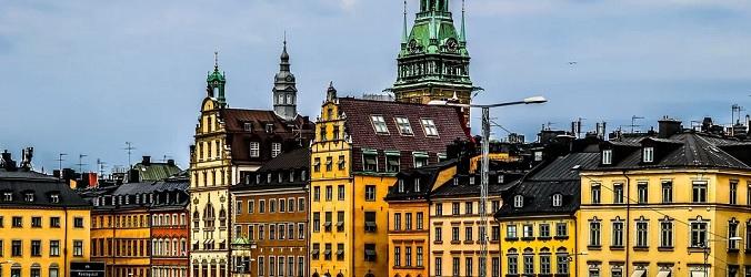 stockholm, fasader