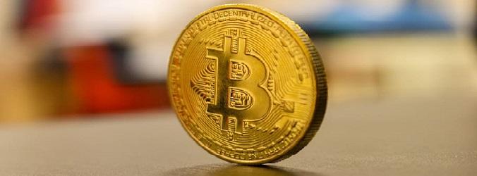 bild på bitcoin