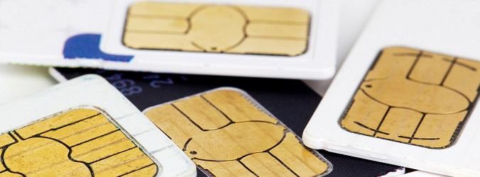 chip till mobiltelefoner